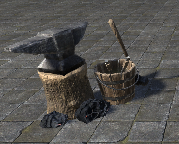 Blacksmithing Station [EU-PC]