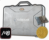 Money case + 1,6 mln roub + 16 bit EFT - fast & safe