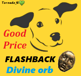 Divine orb - Synthesis FLASHBACK - Instant Delivery
