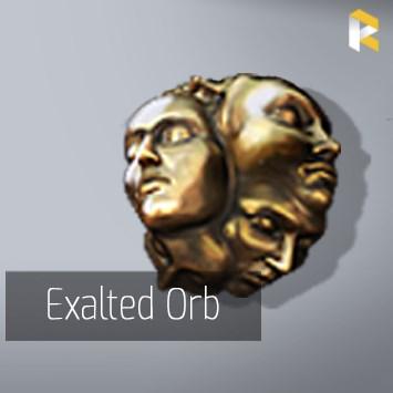 Exalted Orb - Standart Softcore - cheap, safe - RPGcash