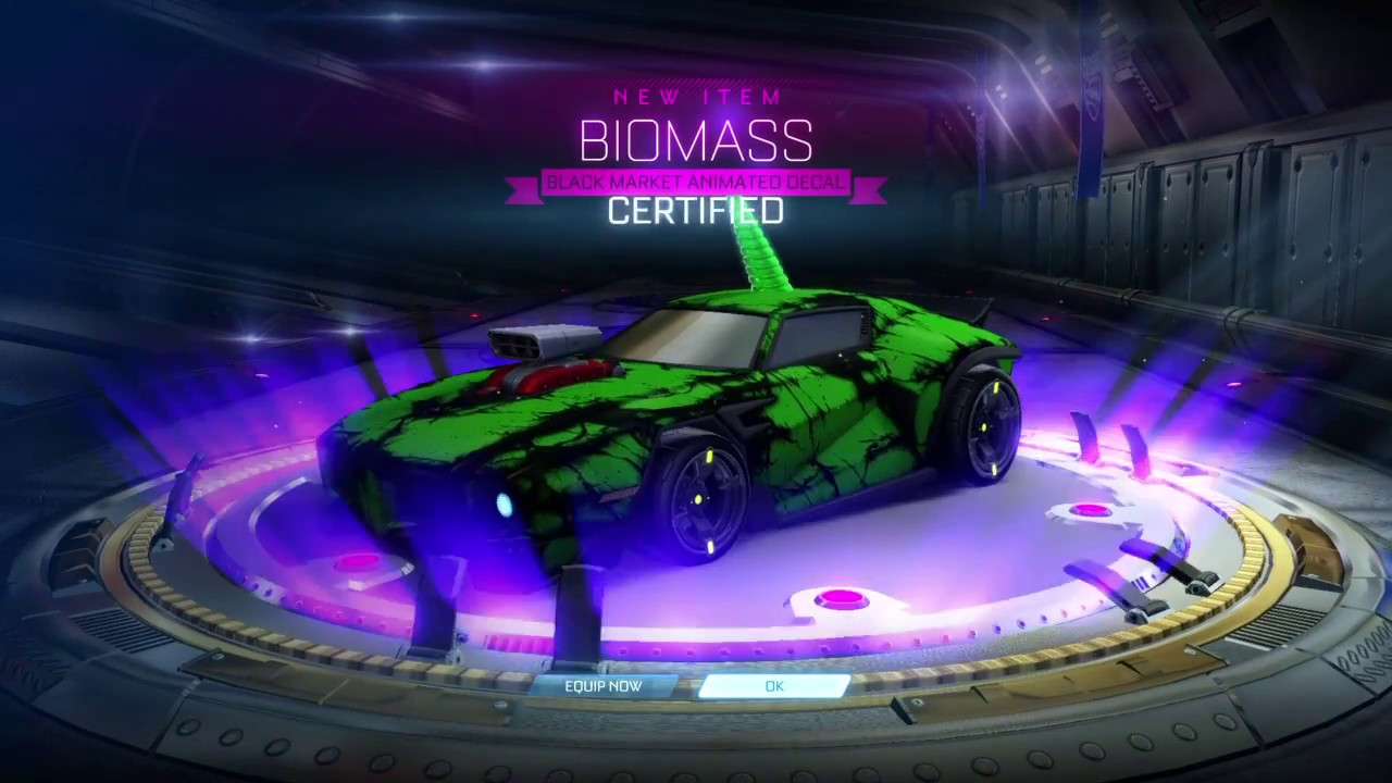 Biomass (3 min delivery time)