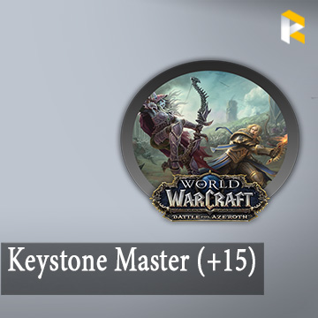 Keystone Master (+15 Keystone in time)