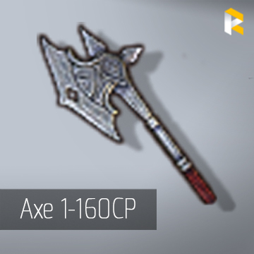 Axe  1-160 CP