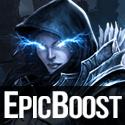 EpicBoost ✅ US ✅Season or Nonseason✅ x10 GRIFT 90-100 RUNS = $15 ✅ 100% POSITIVE FEEDBACK