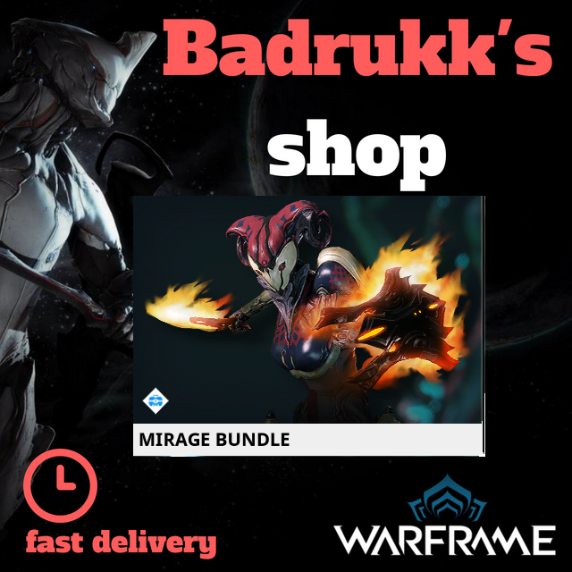 [PC/Steam] Mirage bundle // Fast delivery!