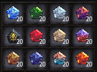 ✅CHEAPEST PRICE ANY GEMS YOU NEED ✅ ALL TYPE OF GEMS