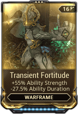 [PC/Steam] Transient fortitude MAXED mod (MR 2) // Fast delivery!
