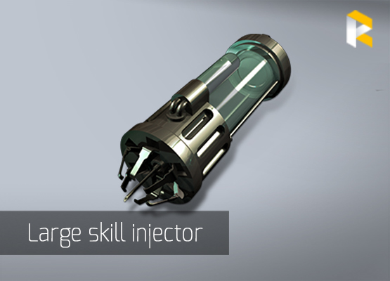 Large skill injector from RPGcash team