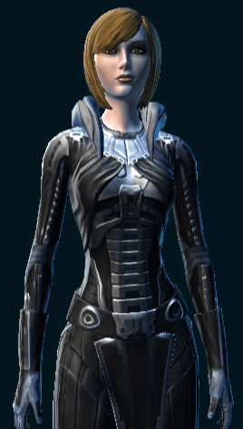 Thana Vesh Armor Set