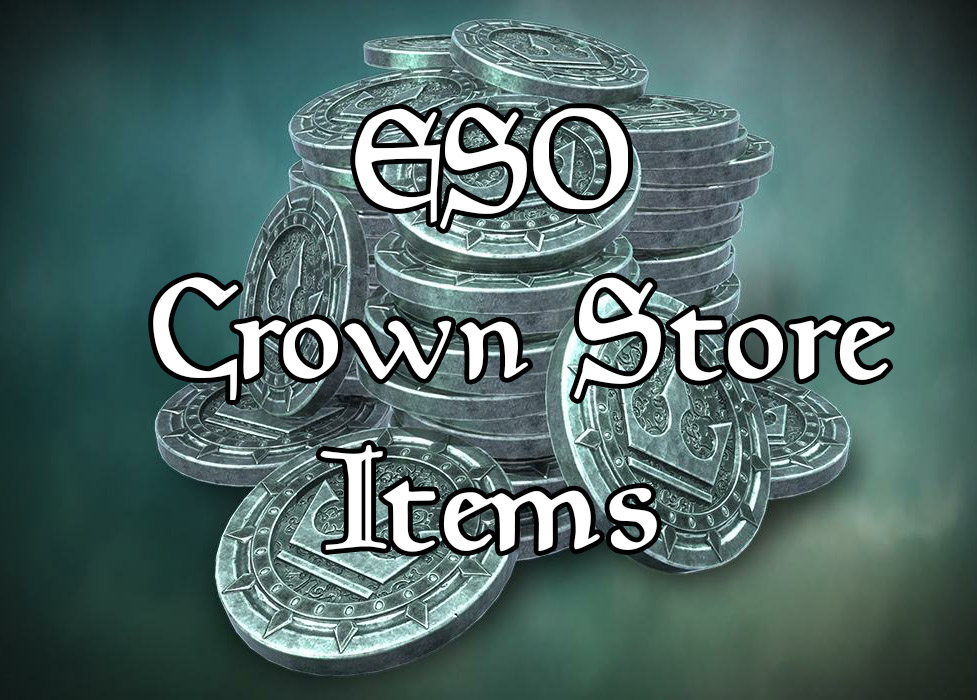 Crown Store Items (Custom Crowns) PC-EU