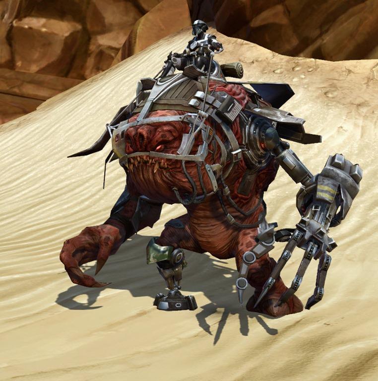 Dread Enhanced Rancor