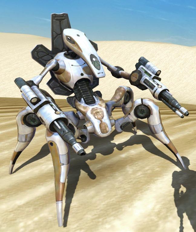 Annihilator T4-1D