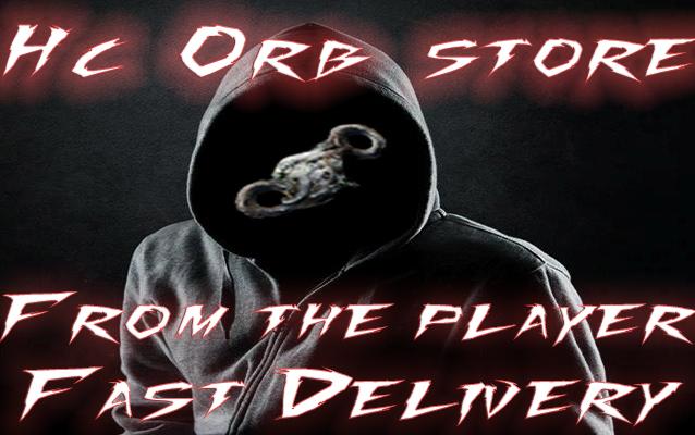 Selling Fusing orb on HardCore Flashback