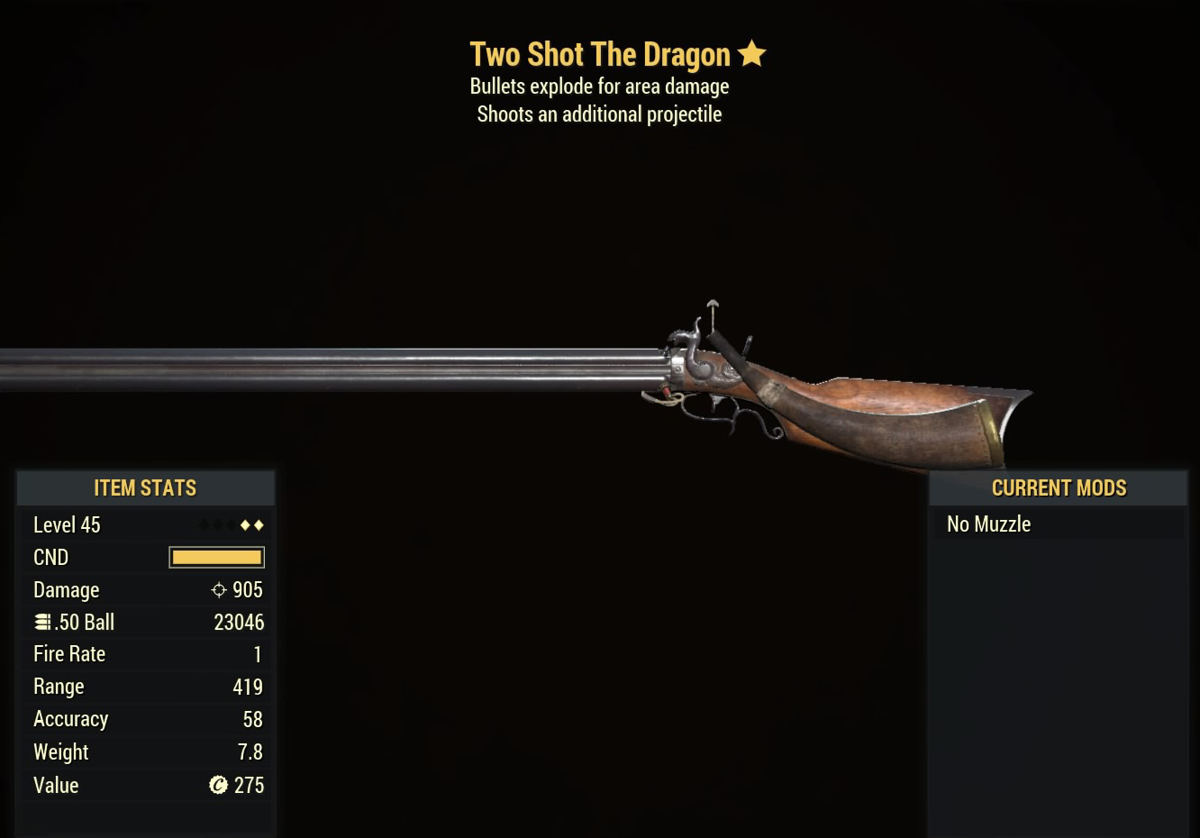 Two Shot The Dragon - Level 45 (2)