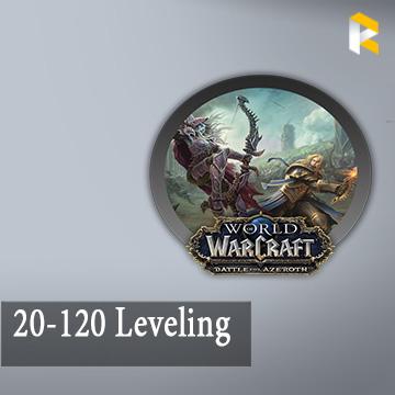 20-120 Leveling