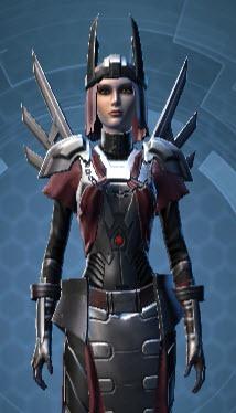 Freedon Nadd Armor Set