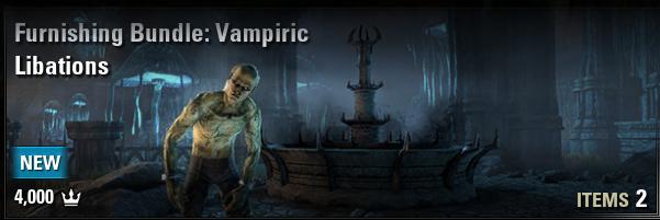 Furnishing Bundle: Vampiric Libations [EU-PC]
