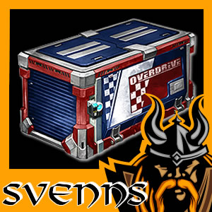 ★OVERDRIVE CRATE★ ROCKET LEAGUE - ALL ITEMS IN STOCK