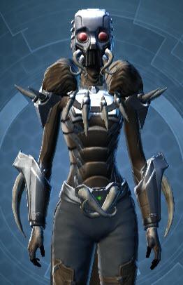 Primeval Stalker Armor Set