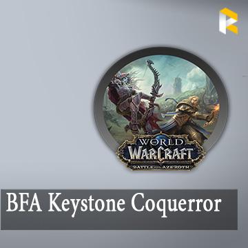 BFA Keystone Coquerror Achievment