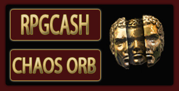 100 x Chaos Orbs - Standart Softcore - cheap, safe - RPGcash