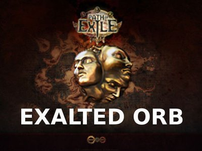Exalted Orb Standard Softcore  - Instant delivery!
