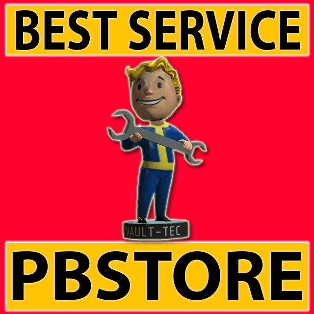 ★★★(PC) Bobblehead: Repair - FAST DELIVERY (10-15 mins)★★★