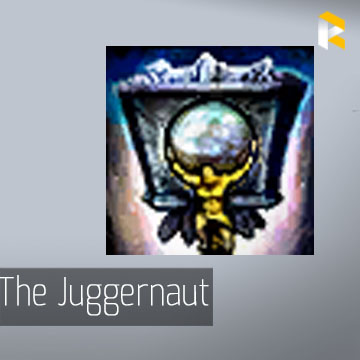 The Juggernaut - Guild Wars 2 EU & US All Servers - fast & safe