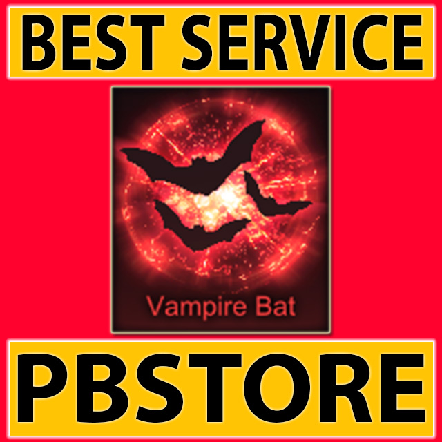 ★★★[PC] Vampire Bat - INSTANT DELIVERY (5-10 min)★★★