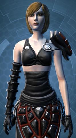 Darth Sion's Armor Set