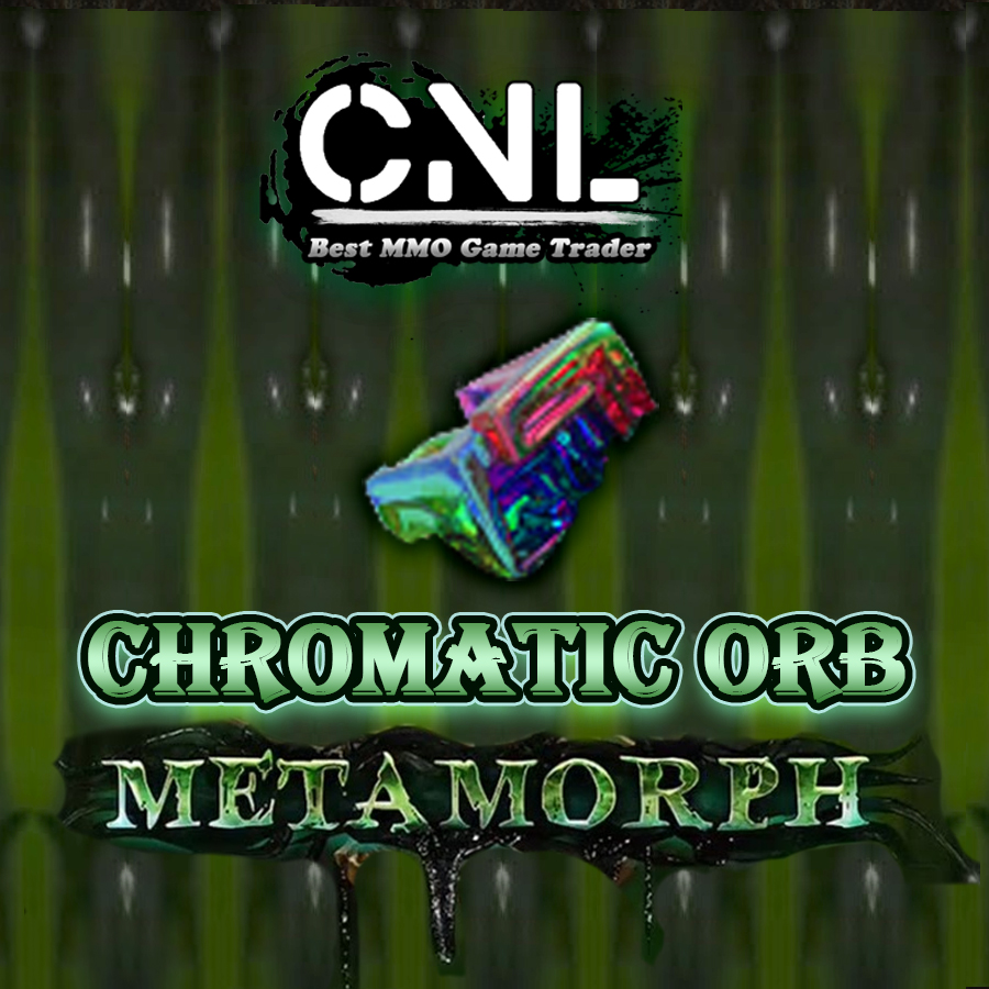 [PC] Chromatic Orb - Up to 20% Discount
