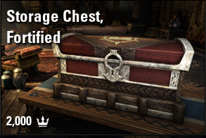 Storage Chest, Fortified [EU-PC]