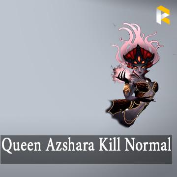 Queen Azshara Kill (Azshara's Eternal Palace - Last Boss) - AEP Normal