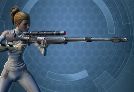 Stronghold Defender's Sniper Rifle