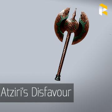 Atziri's Disfavour - 6 link