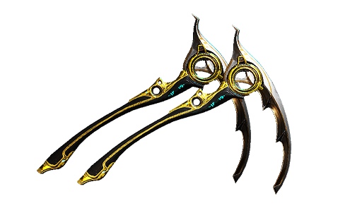 Warframe Dual Kamas Prime PC Fast Delivery