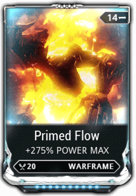 Any Primed mode Primed ContinuityPrimed FlowPrimed RavagePrimed Point Blank