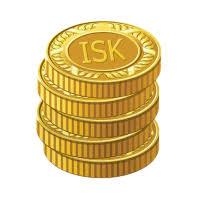 ISK (minimum order is 5 billion Isk)