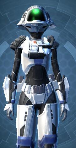 Elite Gunner's Armor Set