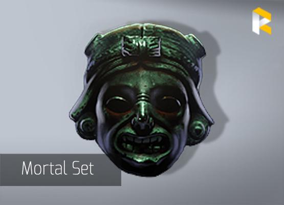 Mortal Set - Metamorph - Softcore