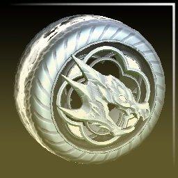 [PC] Titanium White Draco