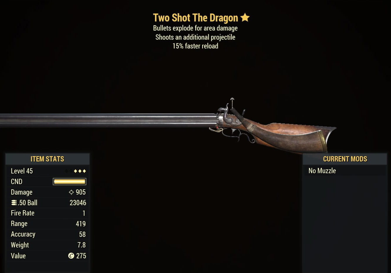 Two Shot The Dragon - Level 45 (3)