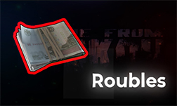 EFT - 1 mil Roubles [i'll pay your fee]
