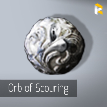 x1000 Orb of Scouring  - Softcore