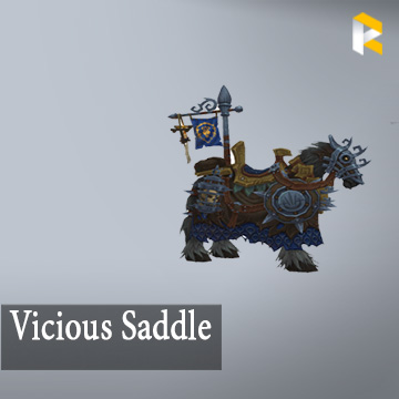 Vicious Saddle