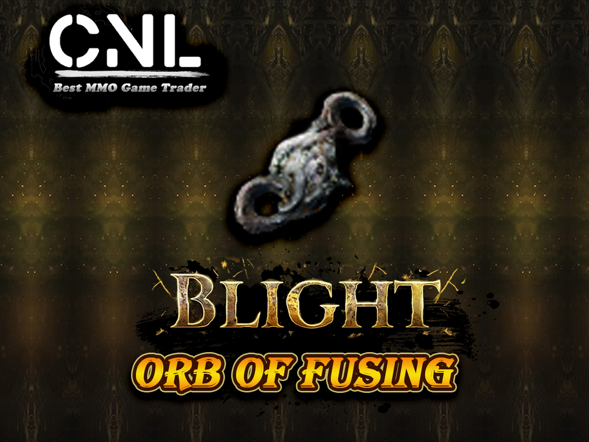 ★★★ Orb of Fusing - Blight SC - INSTANT DELIVERY (5-10 mins)★★★