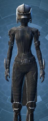 Frenzied Warrior Armor Set