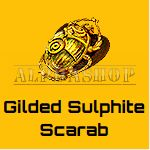 Gilded Sulphite Scarab (Map owner gains 60% more Sulphite) - Standard Softcore