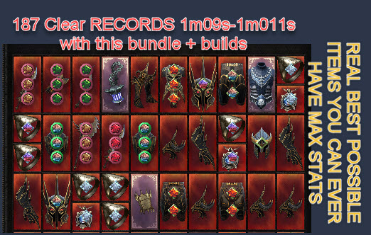 ✅★★35xMAX STATS ITEMS JUST 10$✅BEST★3 BUILDS TOGETHER =TURRET(1M9S) ,2HAND(1M11S)& 2HITLAMMY✅★5BGLD