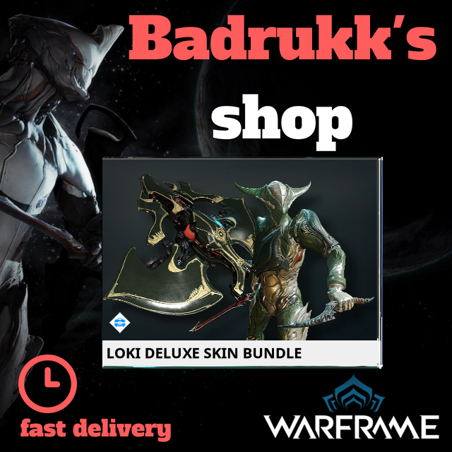 [PC/Steam] Loki deluxe skin bundle // Fast delivery!